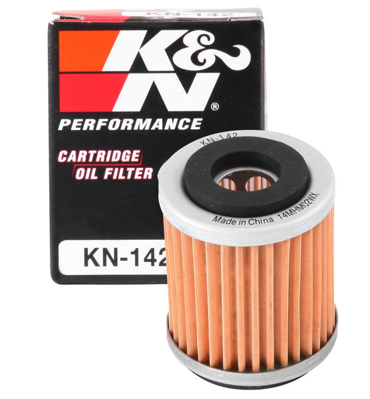 KN-142 K/&N OIL FILTER fits YAMAHA WR426F 426 2001-2002